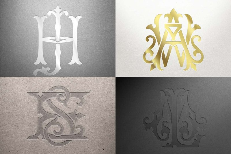 Download Monogram Chic font (typeface)