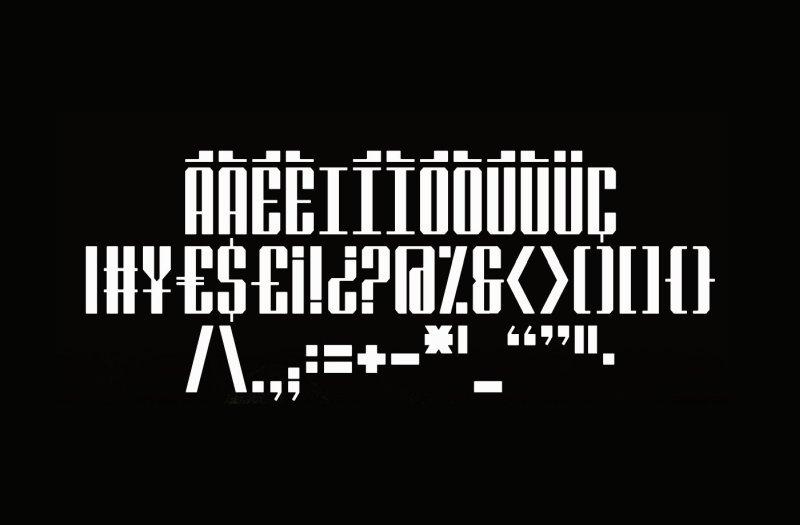 Atalanta шрифт скачать бесплатно