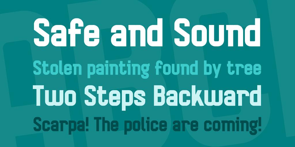 Download Aurach font (typeface)