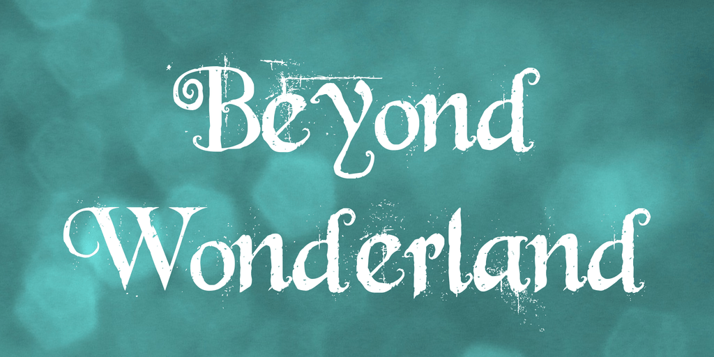 Download Beyond Wonderland font (typeface)