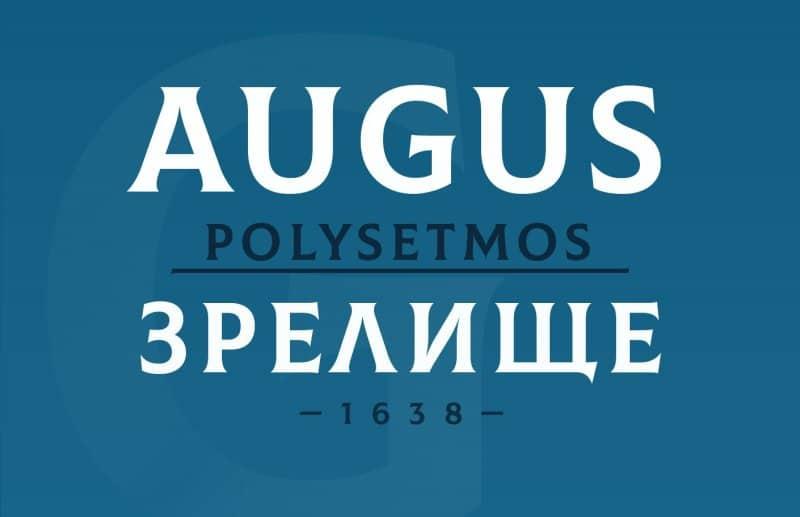 Download Colus font (typeface)