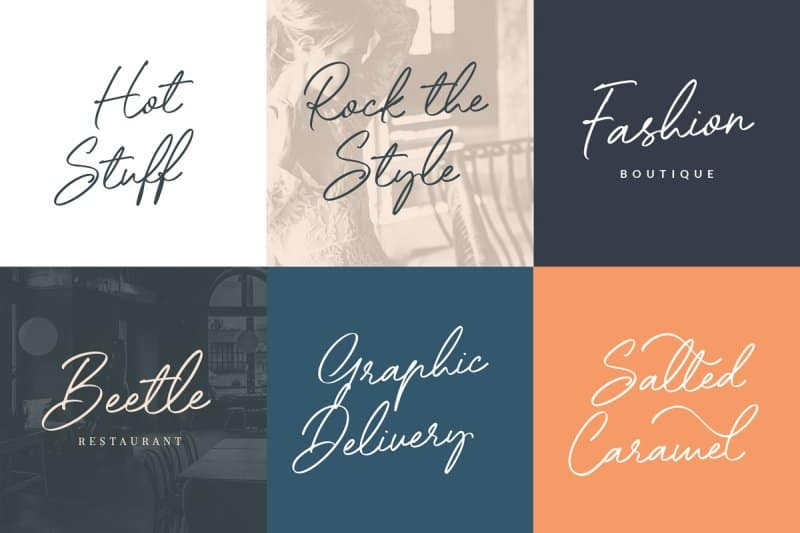 Download Little Ophelia font (typeface)