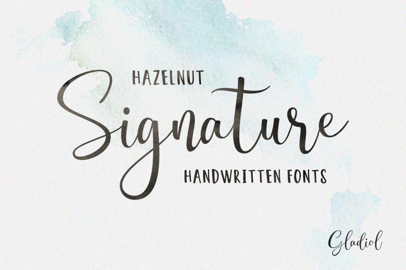 Download Gladiol Haze Lovely Script font (typeface)