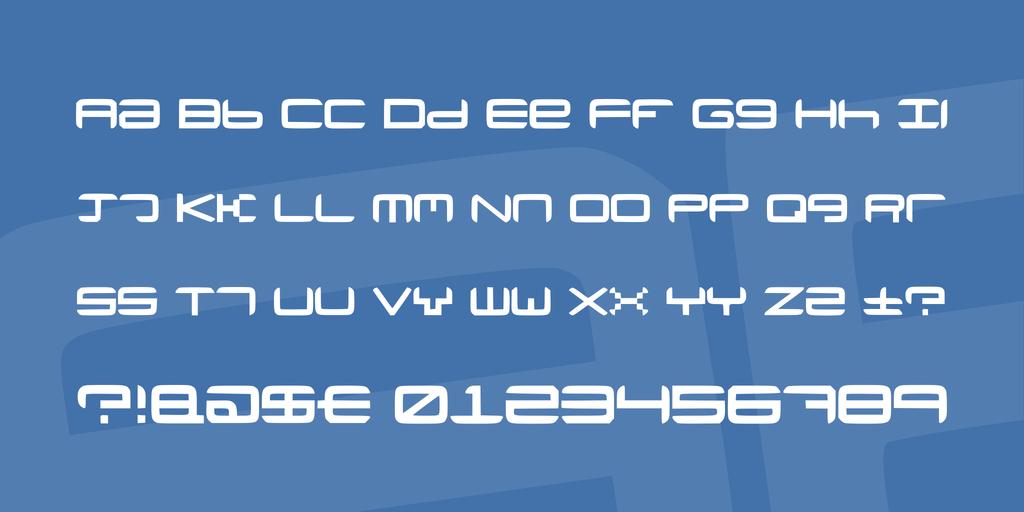Download Neutronium font (typeface)