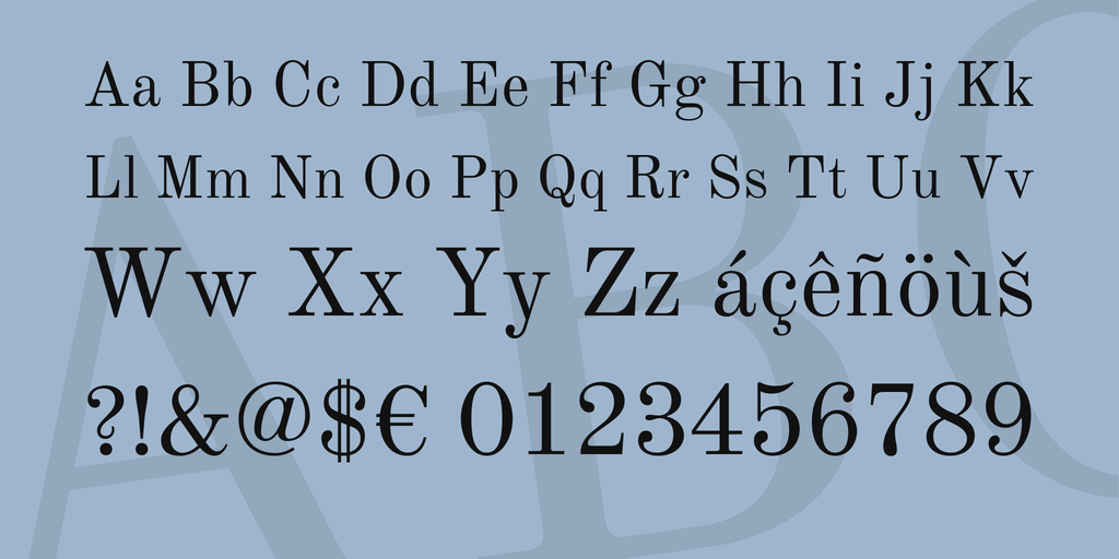 Download New Standard font (typeface)