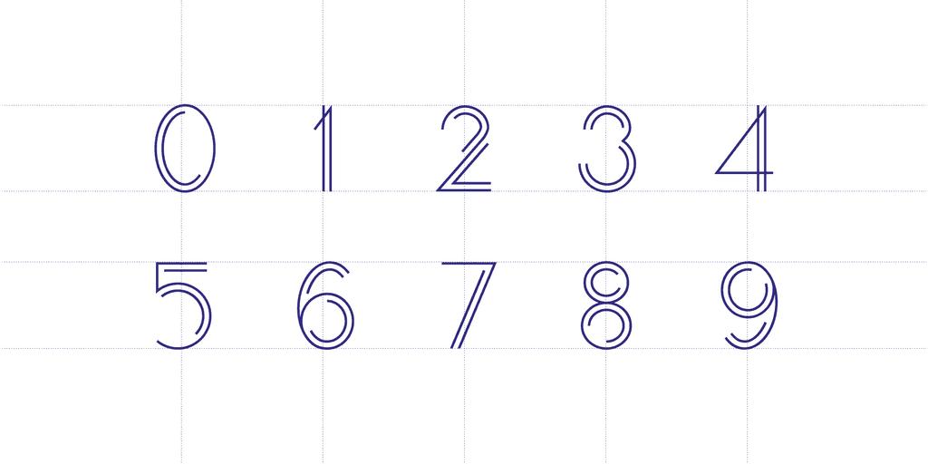 Download Typoliner-RW font (typeface)