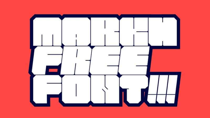 Download Markh font (typeface)