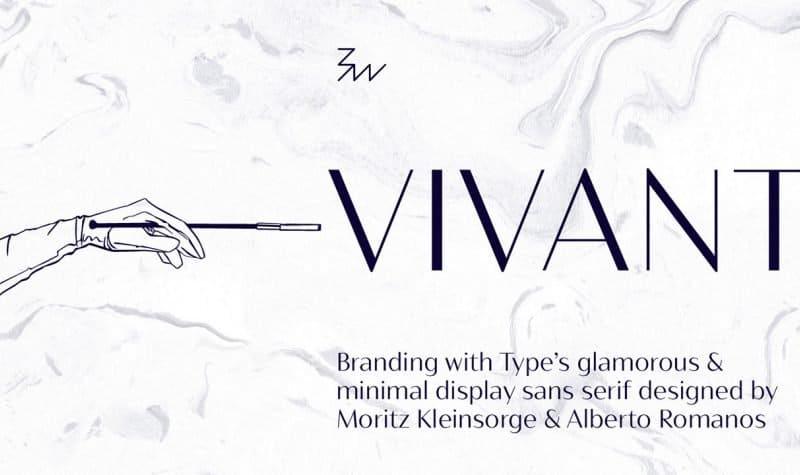 Download Bw Vivant font (typeface)