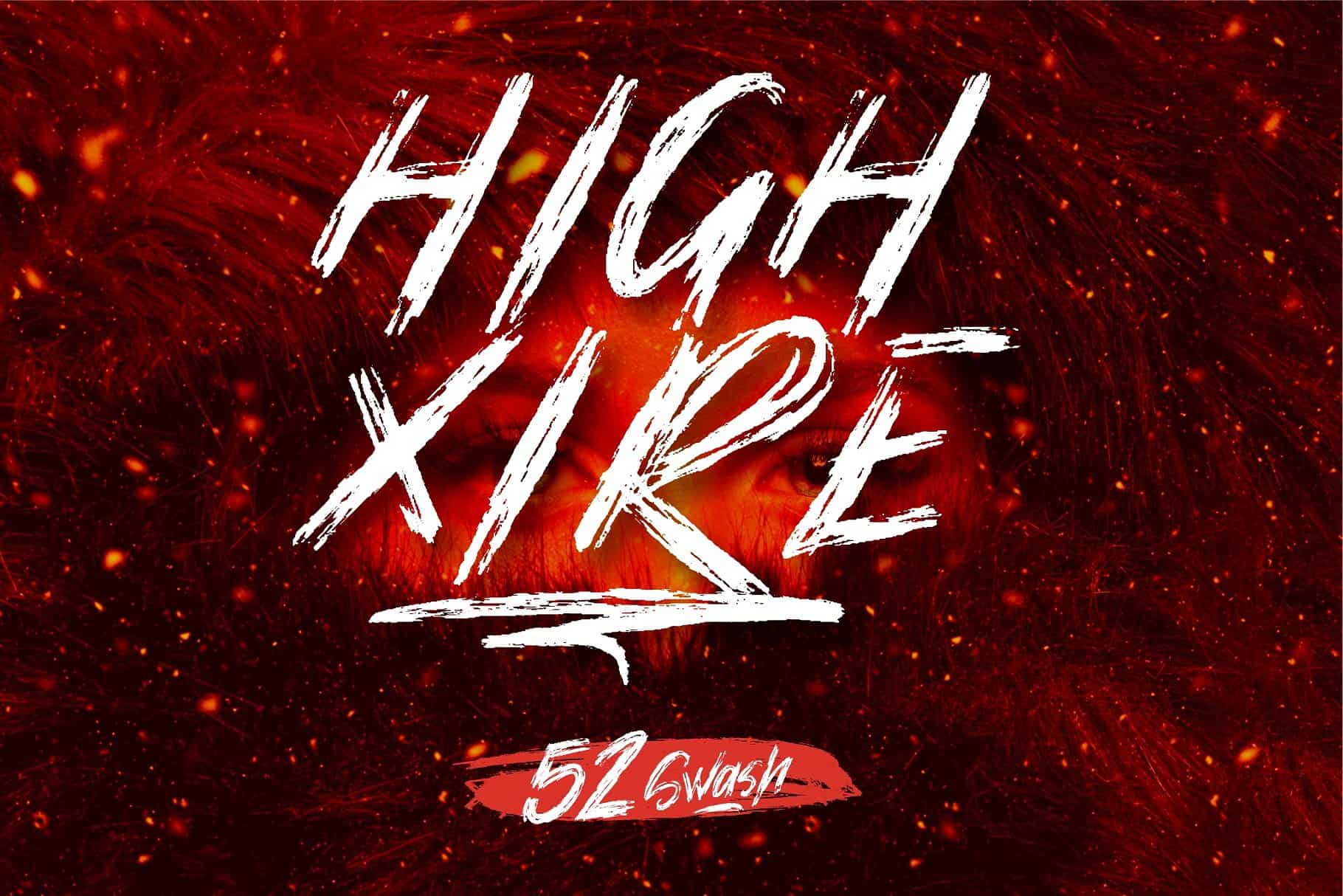 Download High Xire font (typeface)
