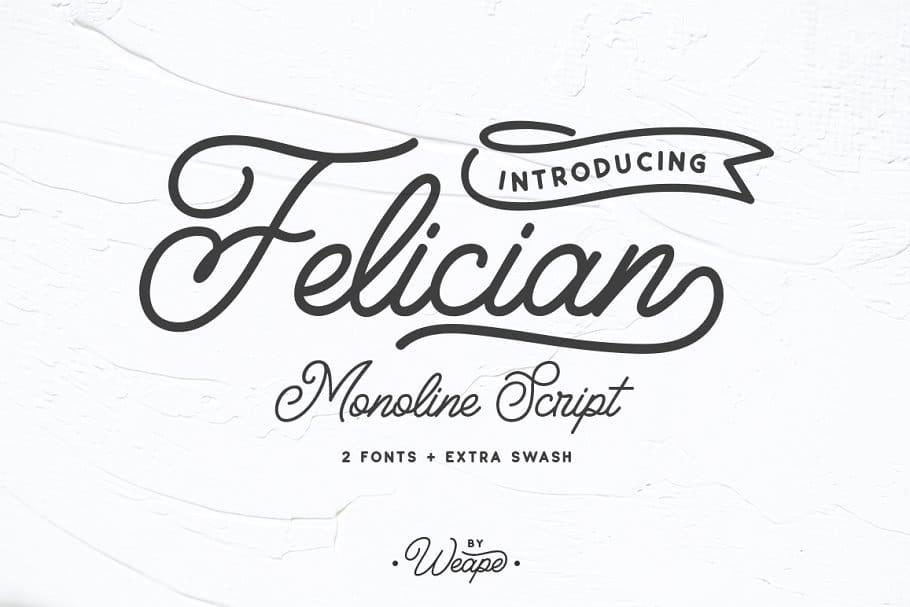 Download Felician font (typeface)