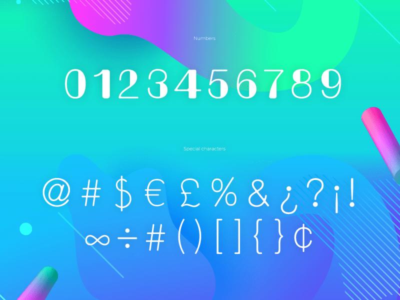 Download Bondi font (typeface)