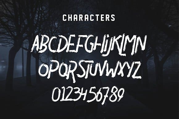 Download Diavolo font (typeface)