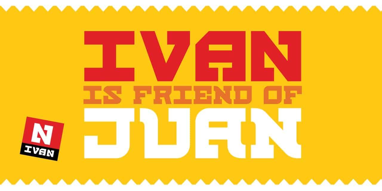 Download Ivan font (typeface)