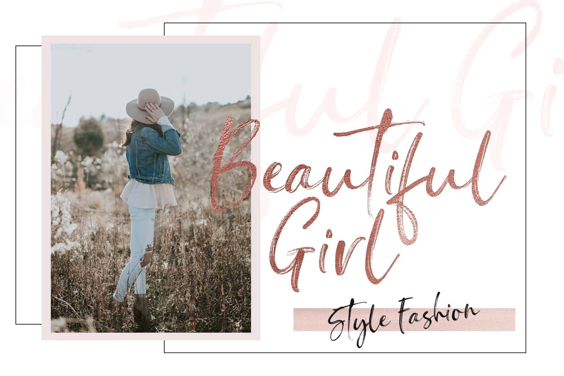 Download Ladiesday SVG & Brush Font font (typeface)