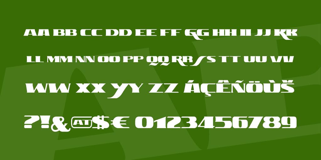 Download Ascardi font (typeface)