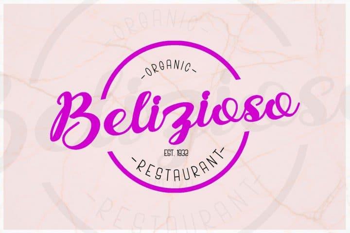 Download Bonjour Allgera font (typeface)