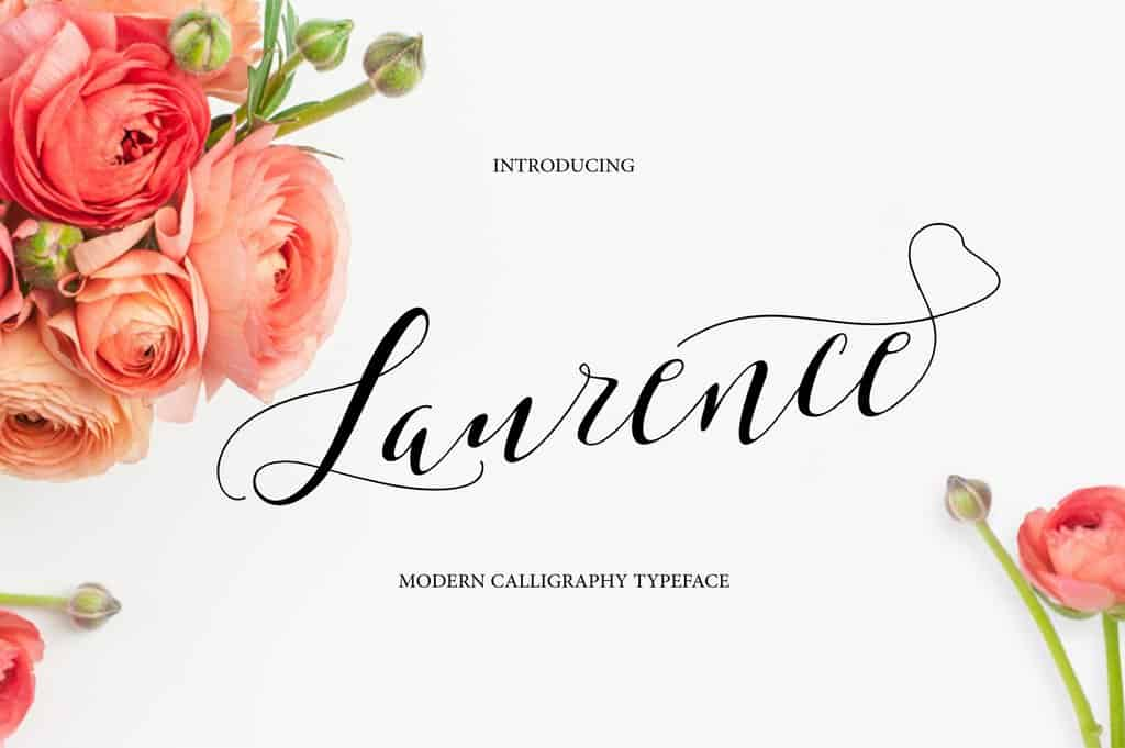Download Laurence font (typeface)