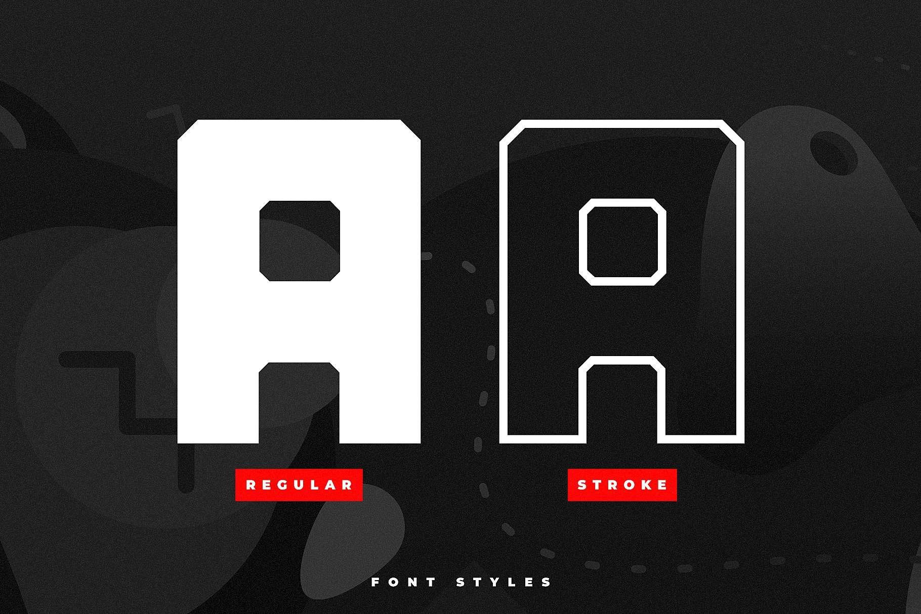 Download Mordak font (typeface)