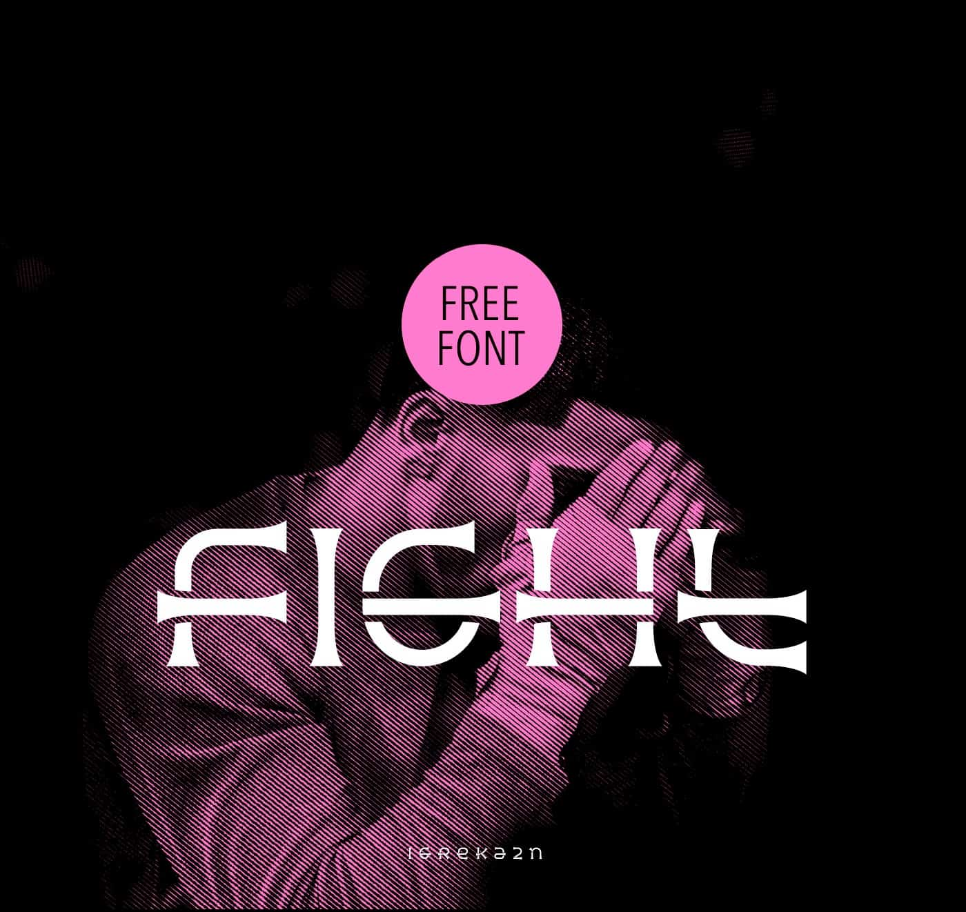 Download Fight font (typeface)