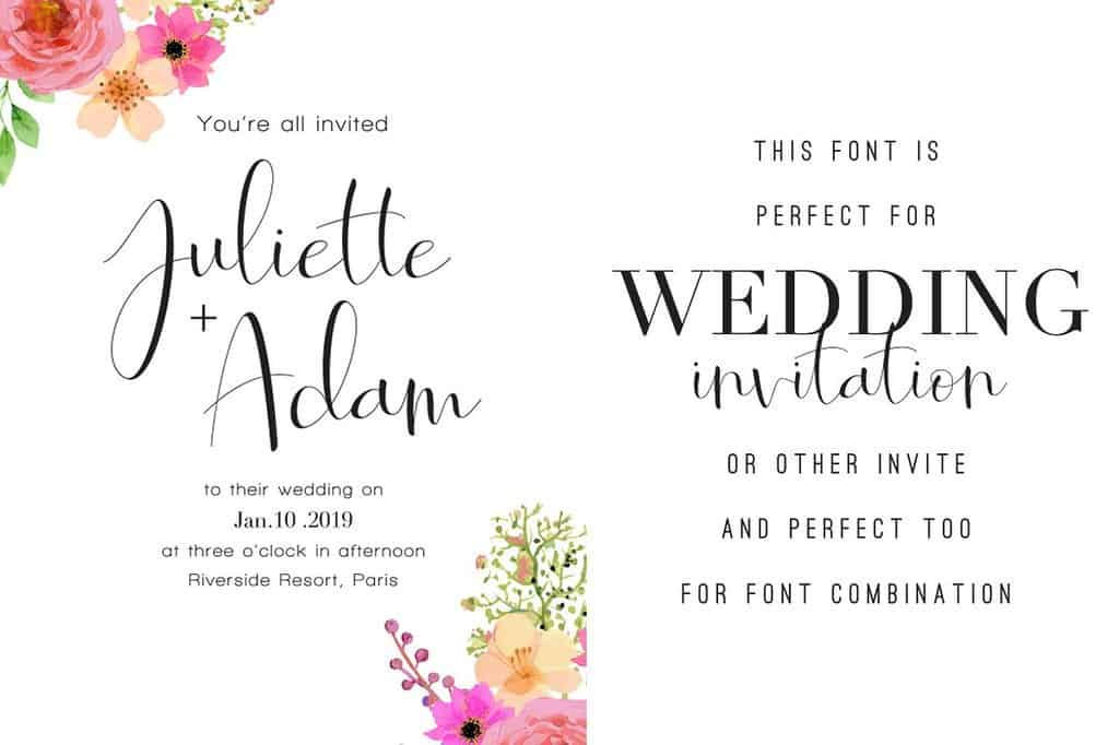 Download Roselyne font (typeface)