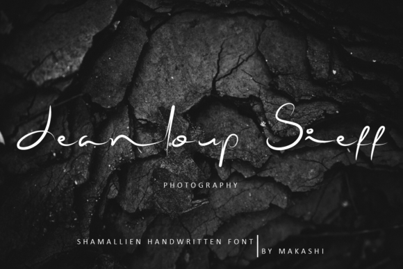 Download Shamallien font (typeface)