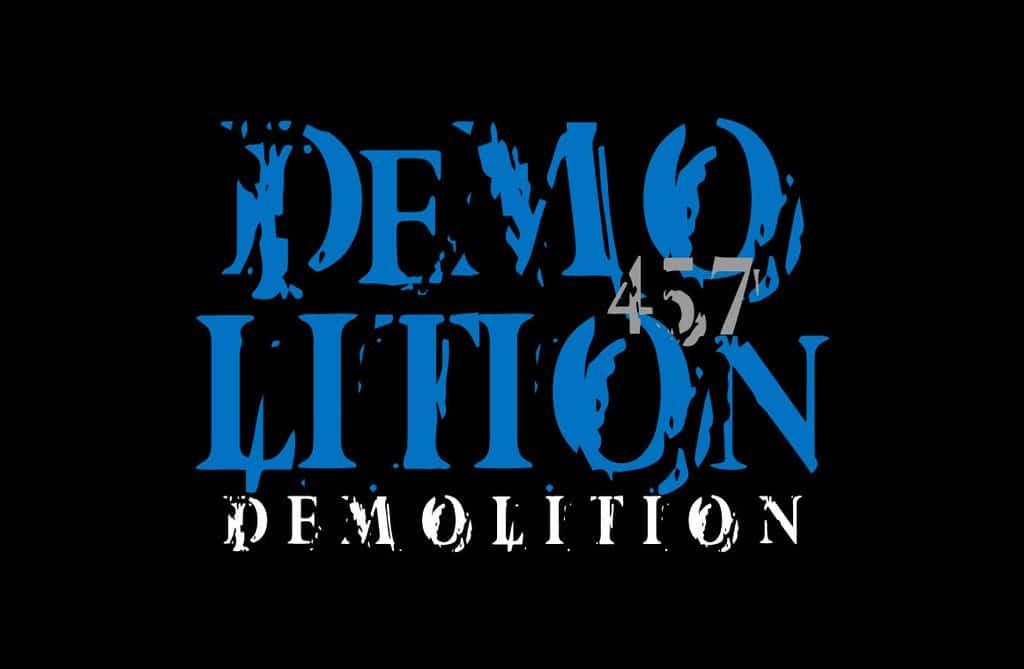 Download Vtks Demolition font (typeface)
