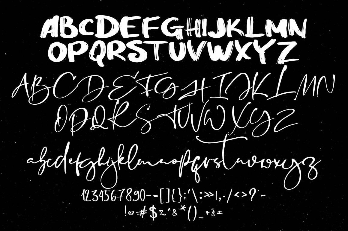 Download Bryan Herman font (typeface)