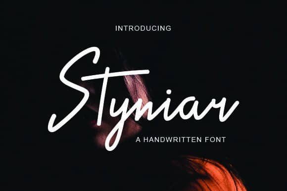 Download Styniar font (typeface)