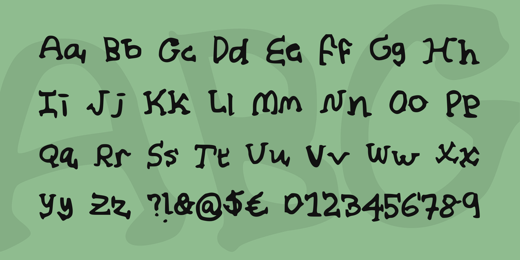 Download Almond Milk font (typeface)