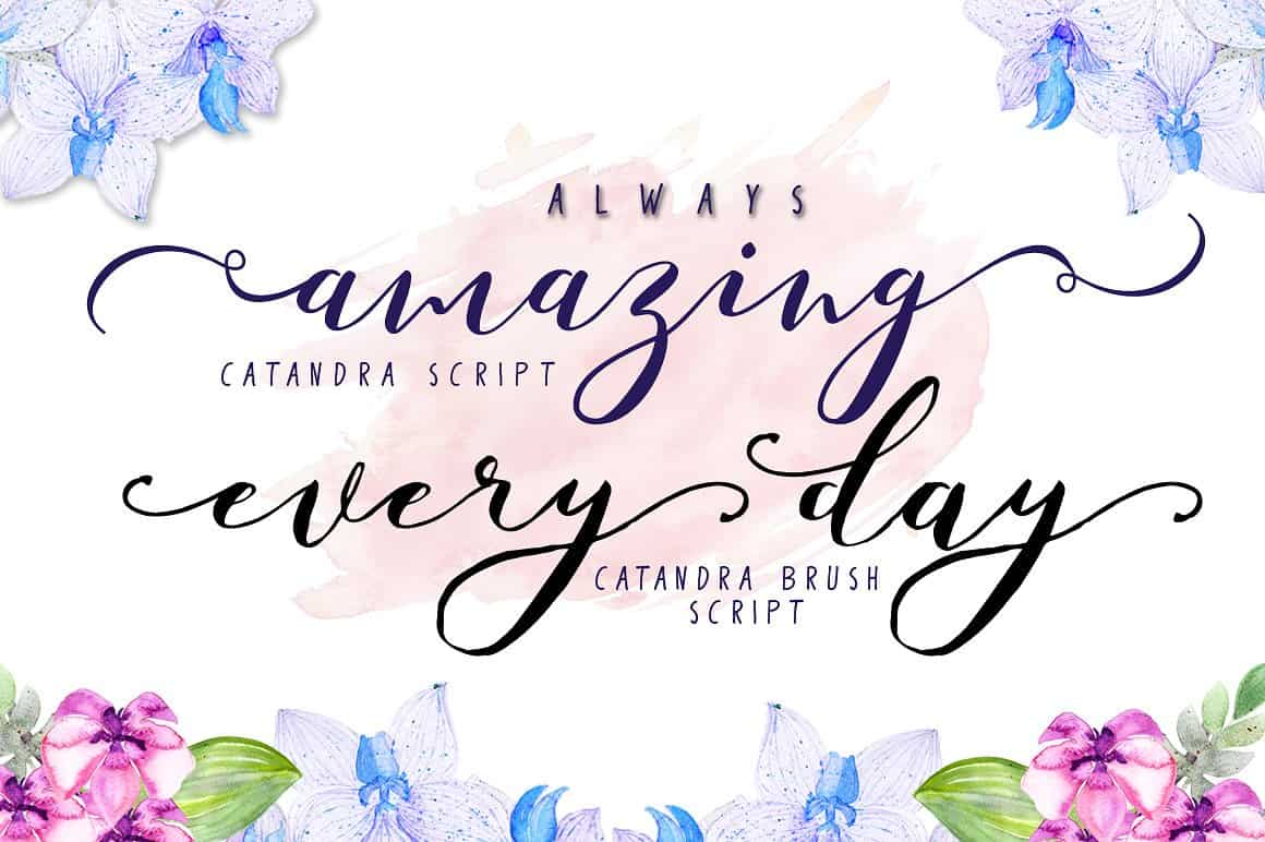 Download Catandra font (typeface)