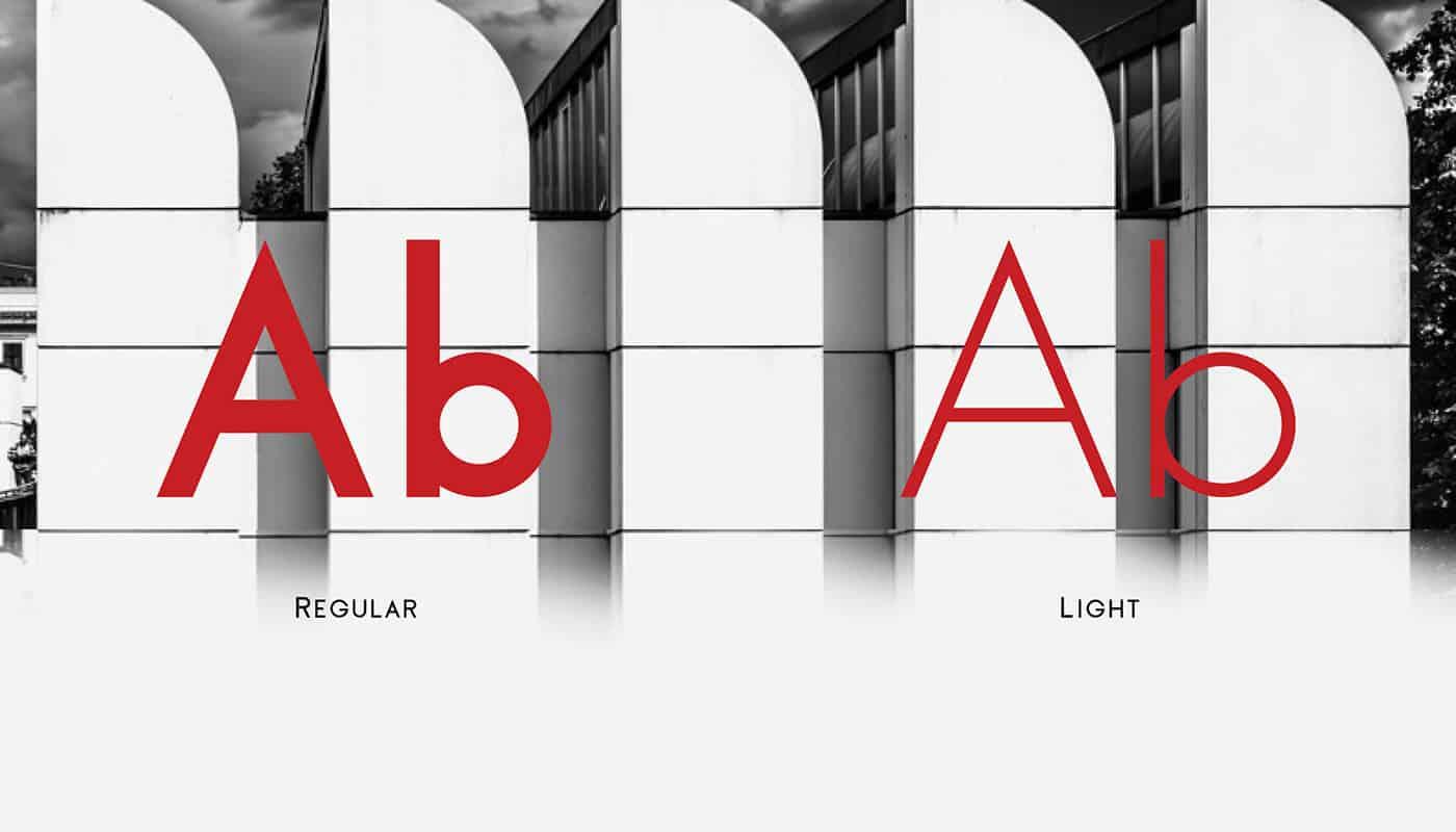 Download Sauber font (typeface)