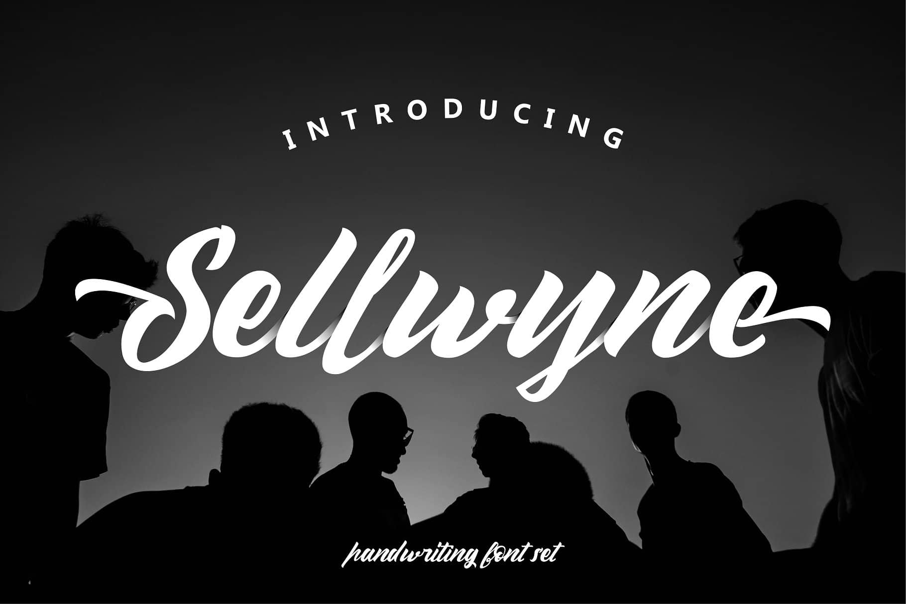 Download Sellwyne font (typeface)