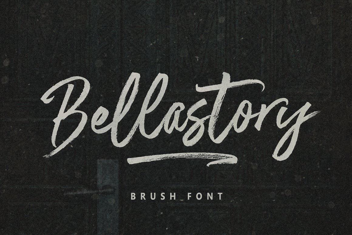 Download Bellastory font (typeface)
