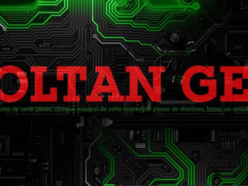 Coltan Gea шрифт скачать бесплатно