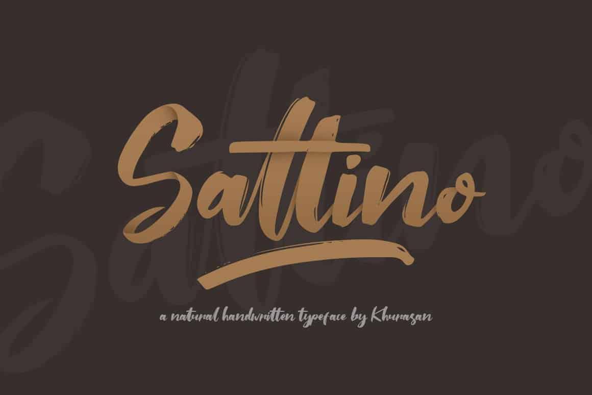 Saltino шрифт скачать бесплатно