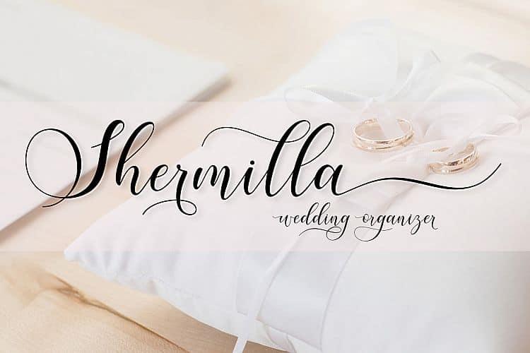 Download Karliyna font (typeface)
