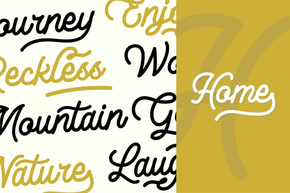 Download Lesley font (typeface)