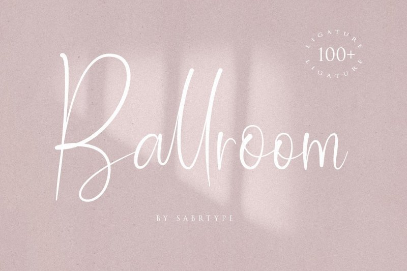 Download Ballroom font (typeface)