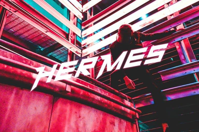 Download Hermes font (typeface)