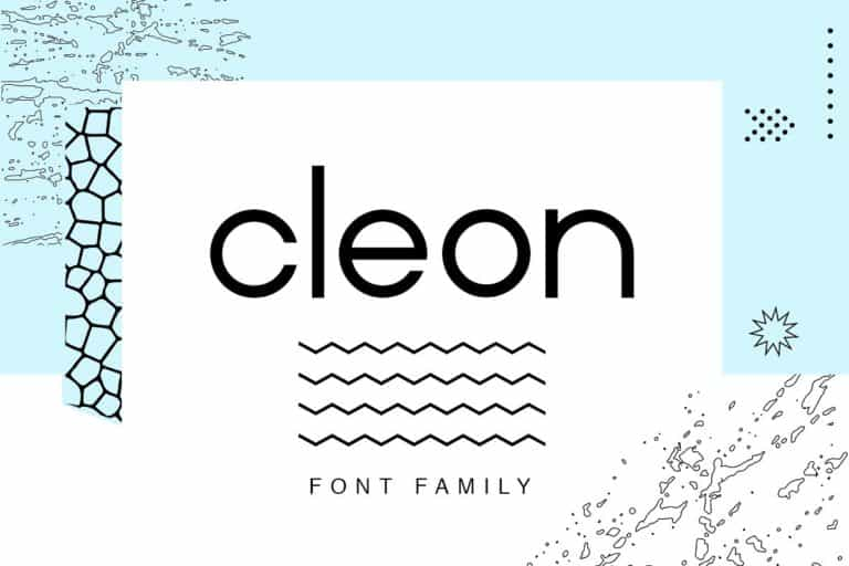 Download Cleon font (typeface)