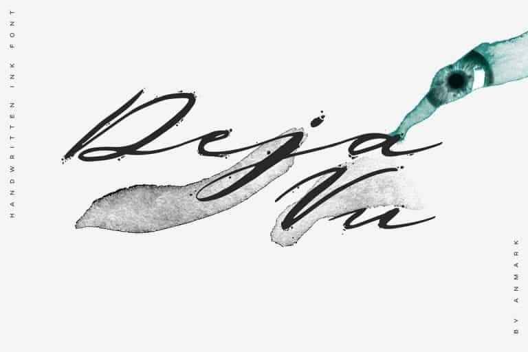 Download Deja Vu font (typeface)