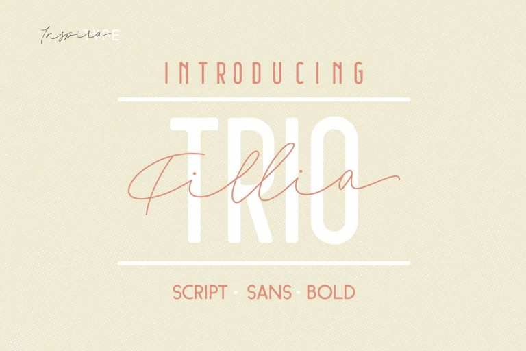 Download Filia font (typeface)