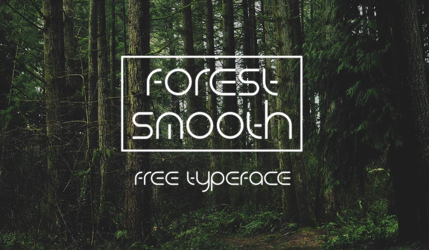 Download Forest Smooth font (typeface)