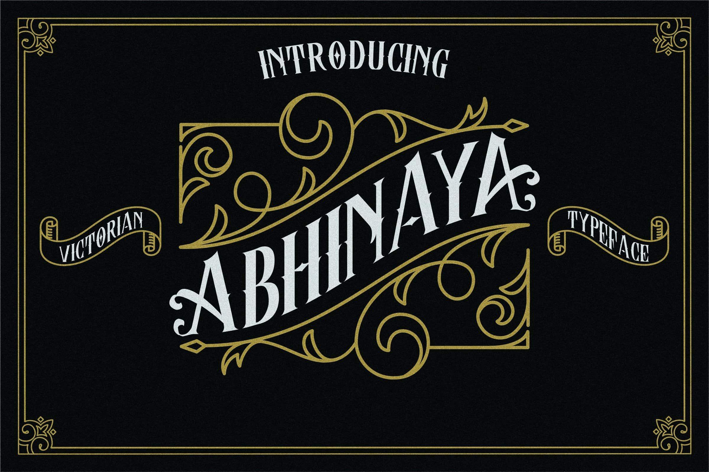 Download Abhinaya font (typeface)
