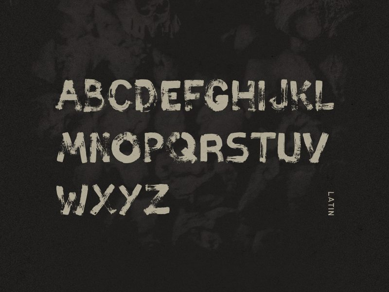 Download Mr. Grieves font (typeface)