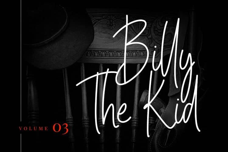 Download Billystuck font (typeface)