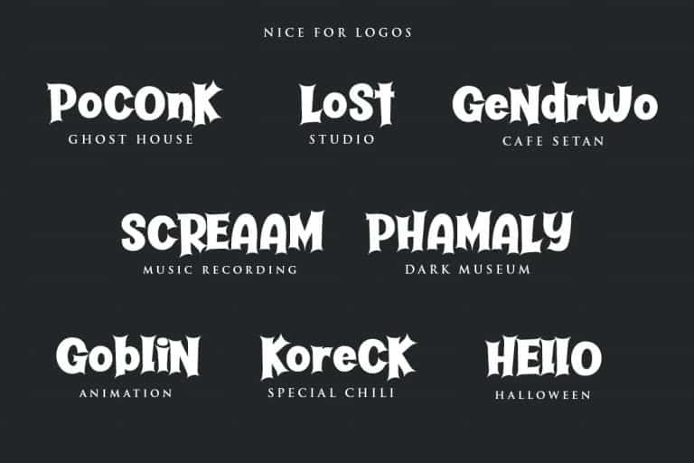 Download Butter Haunted font (typeface)