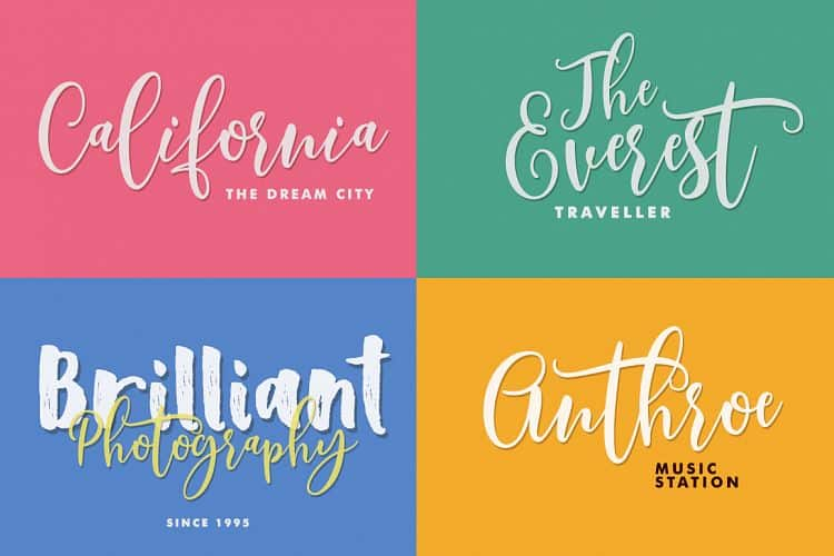 Download Scoothlane font (typeface)