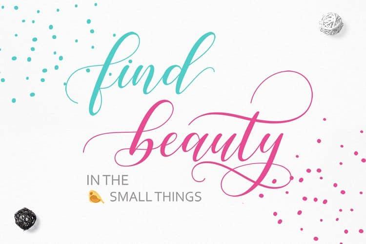 Download Shailena font (typeface)