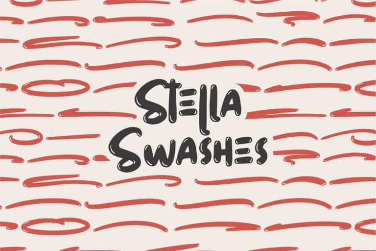 Download Stella Script font (typeface)